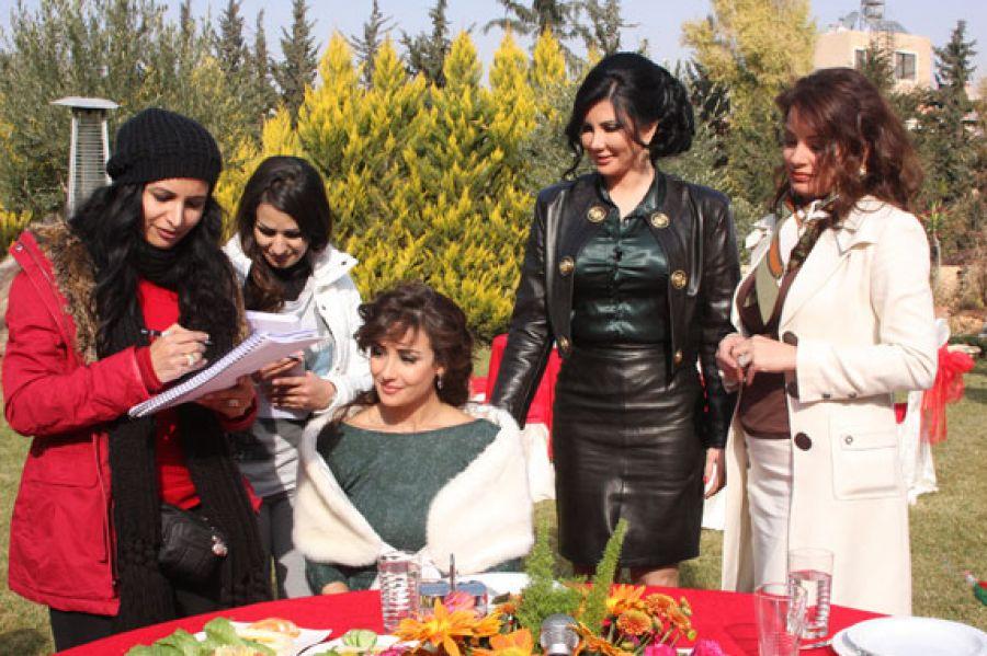 المسلسلات السورية رمضان 2012