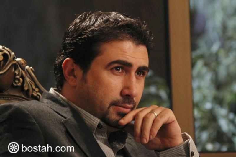 صور الفنان الذي يقوم بدبلجه صوت كريم في المسلسل التركي فاطمة