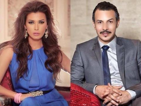 قصة حب تجمع باسل خياط و نادين الراسي مجددا بوسطة